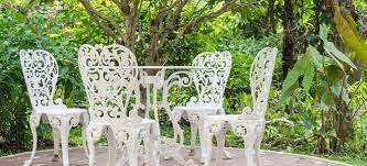 metal patio furniture 5 tips to
