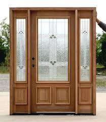 Front Doors  Home Door Door Inspirations Modern Dark Wood Front Solid Wood Contemporary Front Doors Uk