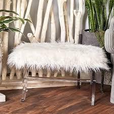 fur vanity stool faux fur vanity stool australia fur vanity stool