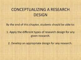 Conceptualizing A Research Design Conceptualizing A Research Design By Najihahhanisah02 Issuu