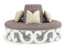 Round Sofa Chair Living Room Furniture Furniture Unique Sofa Design With Customizable Supports Punched