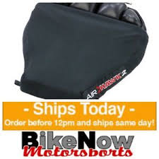 Airhawk Motorcycle Seat Cushion Fit Chart