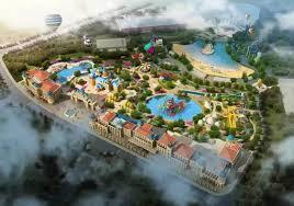 Amusement Park Design Game Ice Age Water Amusement Park Libo Guizhou