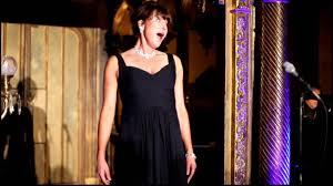 Kari Kirk sings The Barber of Seville - YouTube