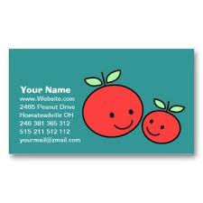Apples To Apples Card Template Cute Apples Business Card Template On Popscreen