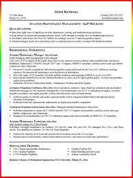 100 Apartment Maintenance Technician Resume Sample Process