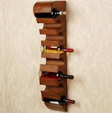Wall Mounted Wine Racks Contemporary