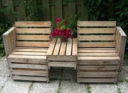40 Garden Bench Ideas For Your Backyard Practical Pallets Awesome Pictures Of Pallet Furniture Design