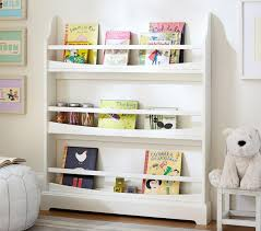 bookshelf corner pottery barn with bookcase plus ladder white frame storage and headboard wall mounted wood