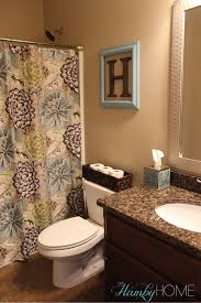 apartment bathroom ideas pinterest. Contemporary Bathroom Bathroom Decor Home Tour Throughout Apartment Ideas Pinterest