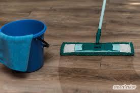 Einfaches verlegen mit dem classen megaloc system. Fussboden Reinigen Mit Hausmitteln Naturlich Und Effektiv