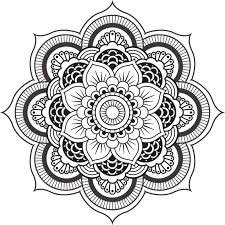 Small Picture 31 best diseos de mandalas images on Pinterest Adult coloring