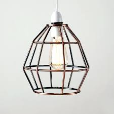 industrial style ceiling lights industrial style ceiling lighting copper vintage industrial style cage ceiling pendant light