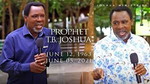 Citifiedblog learned that the founder of the synagogue church of all nations, temitope joshua, better known as prophet tb joshua, died on the way to the hospital. Igwzdo42qp8eqm