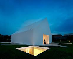 House in Leiria: a minimal white house - Modern Architecture