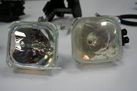 sony tv projection lamp. sony xl-5100 replacement projection lcd lamp (original philips lamp) tv o