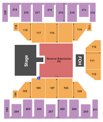 Show Me Center Seating Chart