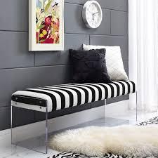 glamorous black and white striped furniture full size black and white striped furniture