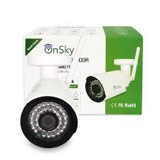 Camera Thông Minh ngoài trời - OnSky SmartHome USA