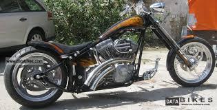 2007 harley davidson custom bike custom chopper show