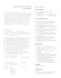Construction Project Manager Resume Examples Classy Construction Project Manager Cv Template Resume Word Sample Resumes
