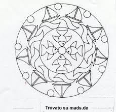 Mandala Da Colorare Per Bambini Scuola Infanzia Ew15 Regardsdefemmes