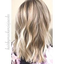 Fashion Ash Blonde Highlights On Dark Brown Hair Glamorous Lived