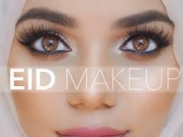 how to apply eid makeup eid makeup hijab tutorial oufit look two