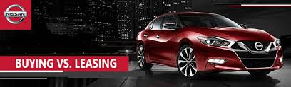 Buy Vs Lease A Car Leasing Vs Financing I Learn About Leasing Or Financing Your New Car