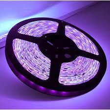 Black Light Led Strips For Cars Water Resistance Ip65 Uv Ultraviolet Black Lights 12v