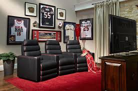 home theater furniture. Delighful Furniture The Furniture You Have Custom Made By Gallery Furniture Not Only Provides  Jobs For Americans Your Home Theater Seating Sustains A Tradition Of  For Home Theater