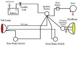 simple bobber wiring diagram wiring diagram xs650 bobber wiring diagram the