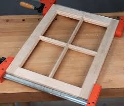 window sash made with infinity cutting tools 55 801 standard window sash router bit set