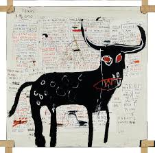 by jean michel basquiat in the collection