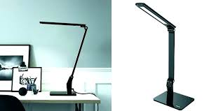 table lamp with usb port desk lamp with port led table charging bedside spree black swing