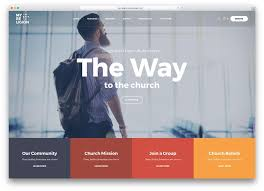 Web Designs For Churches Free Church Wordpress Themes 2018 Redq Inc Wordpress