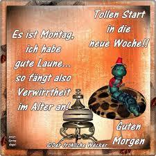 Guten Morgen Montag Spruch Infogb