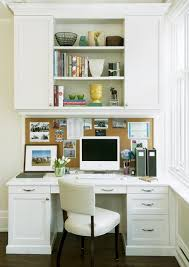 home office in kitchen. photos maison aux couleurs douces study officeoffice denkitchen home office in kitchen