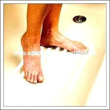 bathtub slip strips shower non anti tape skid