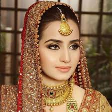 bridal makeup by ather rs180 000