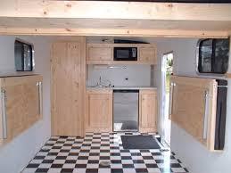 cargo trailer camper conversion ideas cargo2
