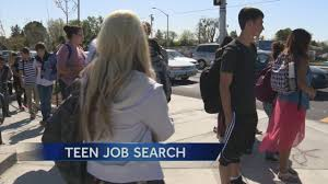 teens have tough time finding summer jobs