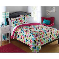 details about girls bedding set teen kids full size 8 piece bed bag pink comforter sheets new