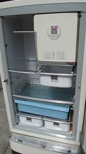 Huge Refrigerator Unrestored Antique Refrigerators
