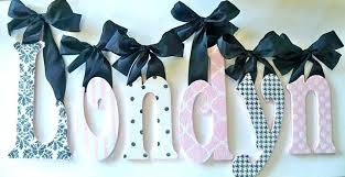 hanging wall letters letters decorative wall letters uk
