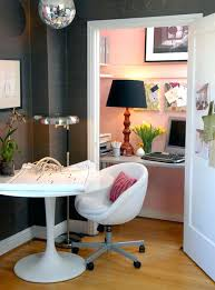 Elegant home office design small Collect Small Home Office Space View In Gallery Entire Small Home Office Space Design Ideas Istudyglobalco Small Home Office Space Collect This Idea Elegant Home Office Style