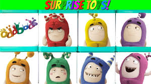 oddbods surprise toy boxes fuse pogo jeff newt bubble oddbods surprise toy boxes fuse pogo jeff newt bubble slick and zee