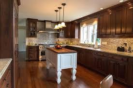 classic walnut kitchen remodel in granite countertops rochester ny east