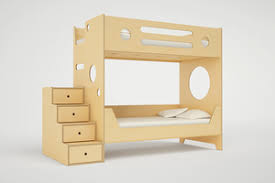 kids loft bed. MARINO BUNK BED WITH STAIRS Kids Loft Bed