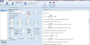 steel beam software steel column software